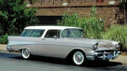1957 Chevrolet Belair Nomad Wagon