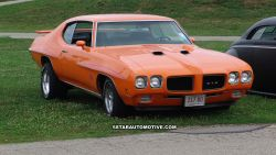 1970 Pontiac GTO Judge - 1