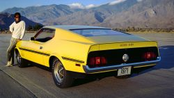 1971 Ford Boss 351 Mustang - 1