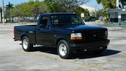 1993 Ford F-150 Lightning pickup