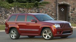 2009 Jeep Grand Cherokee SRT