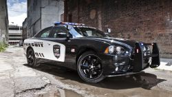 2012 Dodge Charger Police - 1