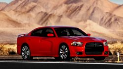 2012 Dodge Charger SRT8 - 1