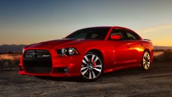 2012 Dodge Charger SRT8 - 2