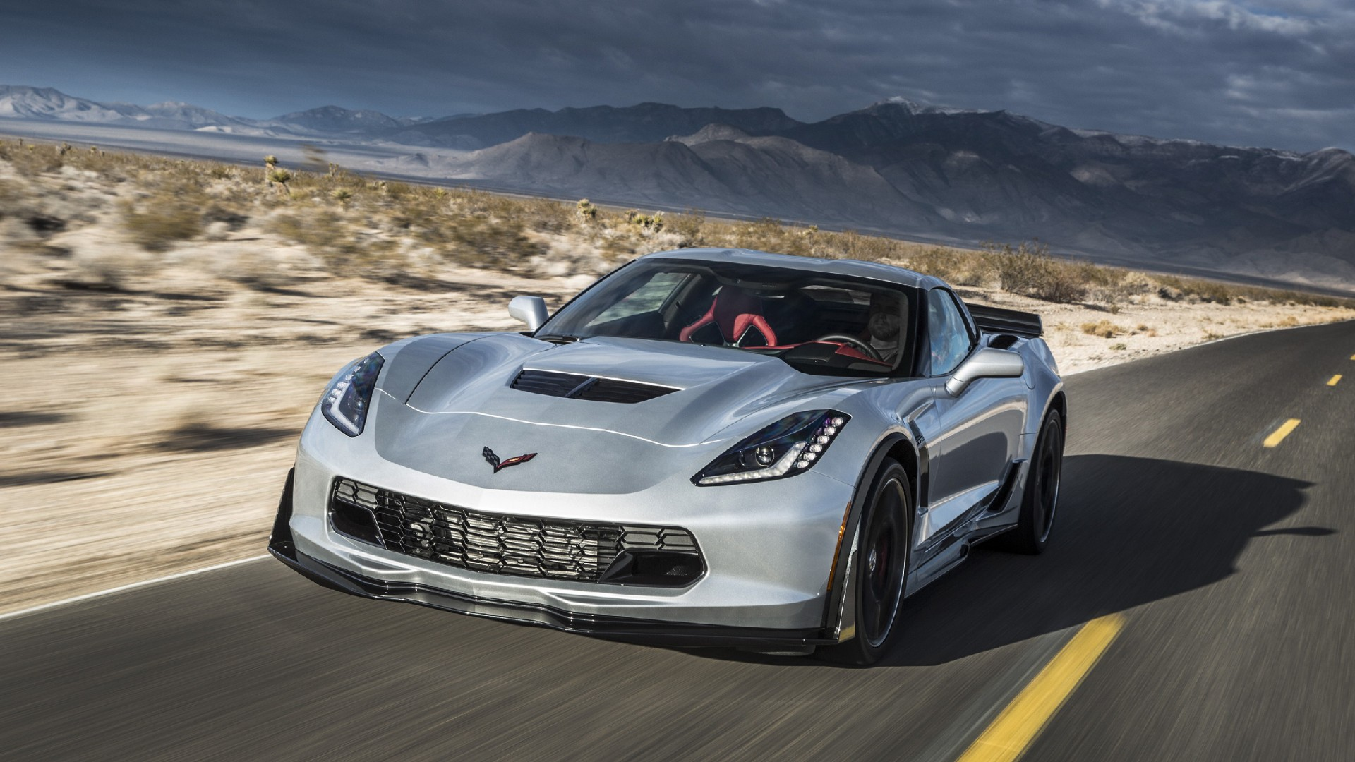 2016 Chevrolet Corvette Z06 1920x1080 (1080p) - Wallpaper ...