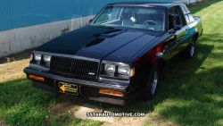 Buick Grand National - 1