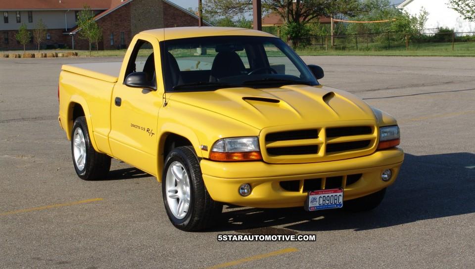 Dodge Dakota RT 960x544 PS Vita - Wallpaper - 5 Star Automotive