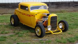 Hemi Powered Rod